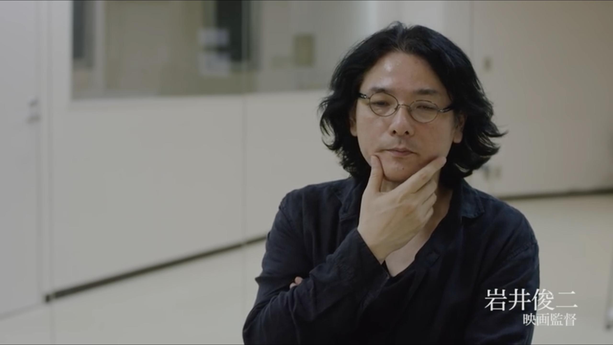 岩井監督がメモリプレイのドキュメンタリーを撮影してくれました!!